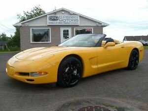 2003 Chevrolet Corvette 50th Anniversary