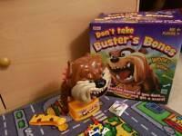 Don't take busters bones