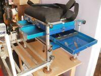 OCTOPUS FISHING SEAT BOX