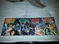 Star Wars Manga Books Complete Set of Episode 4 A New Hope (All 4 Books)