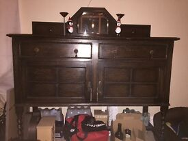 Antique wooden sideboard for sale