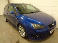 FORD FOCUS ST2 2006/56, LOW MILES,LONG MOT+HISTORY, FINANCE AVAILABLE, WARRANTY