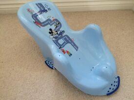Mickey Mouse bath seat