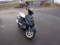 50cc SCOOTER...LOW MILEAGE