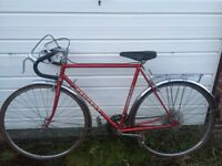 Peugot 103 Vintage Touriste Bicycle - Original Livery