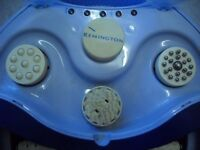 A Remington F7027 Aroma Footspa - USED but in great condition