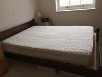 Double Orthopaedic Mattress in excellent condition