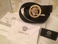 Versace Belt Unisex