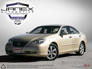 2008 Lexus ES 350 MEMORY SEATS | SUNROOF | CRUISE | ALL POWER...