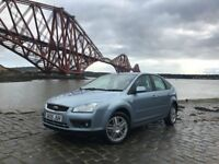 Ford Focus 1.6 Zetec Ghia..2005..Service History..One Years MOT..Top Spec..Very Clean Example..Cheap