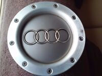Audi alloy wheel centre cap. A2 A3 A4 TT may fit any of these.