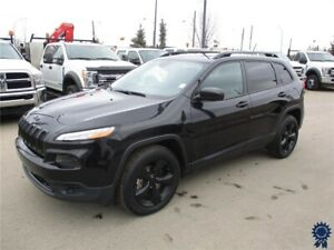 2016 Jeep Cherokee Altitude 5 Passenger 4X4, 3.73 Axle Ratio