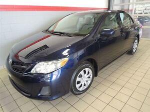 2013 Toyota Corolla A/C ET PORTES ÉLECTRIQUES SEULEMENT 47,000 K