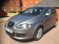 2007 Seat Altea XL Tdi 1.9 Diesel 9 Months MOT HPI Clear 2 Owners Full Service History 5dr