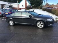 Audi A6 2.0 E TDI Manual New Timing belt and Water Pump 2 x New Goodyear Tyres on front.