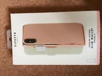 Pipetto iPhone X case
