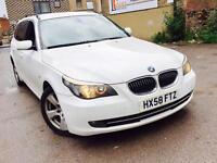 BMW 530d auto lci facelift model 2008 not Audi A8 x5 535d 525d 335d a6
