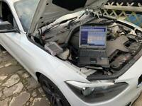 Mobile remap car remapping ecu engine custom gearbox tuning stage 1 2 3 diagnostics mechanic coding