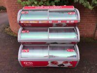 WallIs ARP Visimax 3 Tier Ice Cream Freezer Sliding Doors *Can Deliver*
