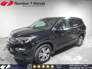 2016 Honda Pilot EX-L| Leather, Navi, All-Wheel Drive!
