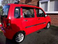 Suzuki wagon r.. not clio fiesta or Peugeot