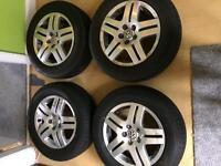 VW Golf Mk4 wheels