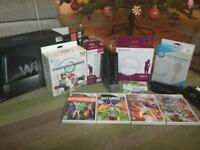 Wii Console with Sports Resort Pack.