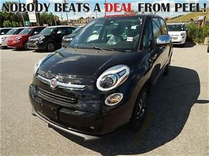 2014 Fiat 500L **Company Demo** ON Sale Lounge Model, Only $18,
