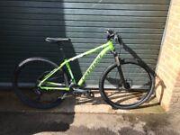 Cannondale Trail 4 29er Mountain Bike 2015