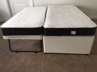 Single guest bed hardly use from Crookston