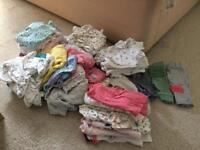 Newborn to One Month Baby Clothes Bundle