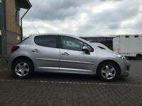 Peugeot 207 sportium 2012 for sale, great little car cheap to run and insure.