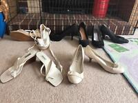 Shoes size 5/6, 6, 6.5 and 7