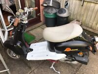 Sukida Roma 50cc scooter
