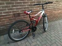 Apollo FS26. mountain.bike full suspension