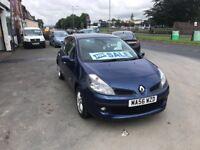 Renault Clio 2006 12 month mot