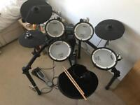 Roland TD-4KX Electronic Drum Kit (Headphones Included)