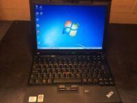 "Lenovo x200 12.1"" Laptop"