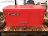 Snap-on tool box 3 drawer