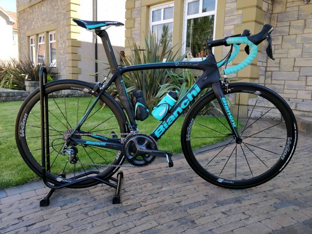Bianchi Oltre Xr1 Road Bike 55cm Stunning In