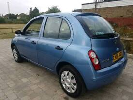 2006 Nissan Micra 1.2 Petrol - A/c -39,000 Miles Only - Full Service History - 5 Door - Drives Good