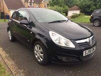 Vauxhall Corsa 1.2 2008 *58000 miles* *Clean body* *Open to offers*