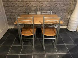 Kitchen/diner 4 seater table