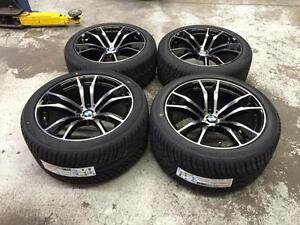 "20"" BMW X5 Staggered Wheels and Tires (BMW X5 or BMW X6)"