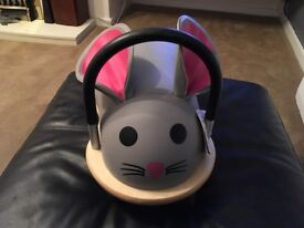 As new wheely bug mouse