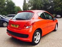 Peugeot 207 2009 petrol ideal first car.