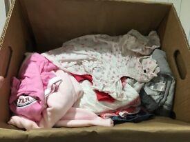 Baby girls clothes bundles newborn -18-24 months