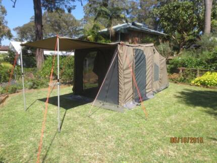 Oztent RV2 - Excellent condition - plus extras Rathmines Lake Macquarie Area Preview