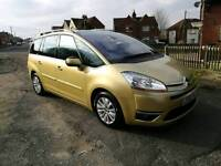 CITROËN C4 GRAND PICASSO 1.6 DIESEL AUTOMATIC 7 SEATER