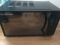 Russell Hobbs Microwave, Barely Used!